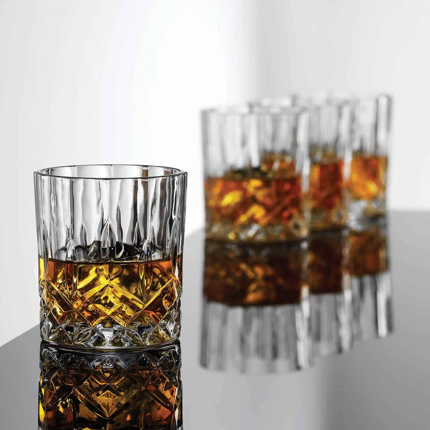 HARVEY Whiskeyglas 4-pack