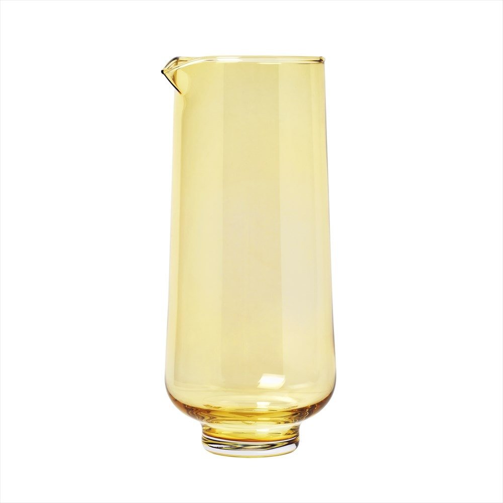 FLOW,Water Carafe Dull Gold