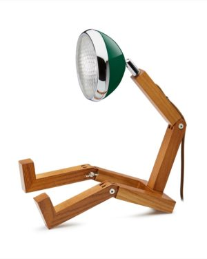 Mr. Wattson G9 LED Lamp - Chiltern Green