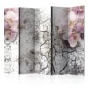 Rumsavdelare - Bright red orchids II [Room Dividers]-1